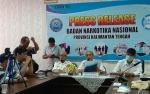 BNNP Kalteng Programkan Sosialisasi Anti Narkoba di Institusi Kepolisian