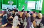 Dinas Sosial Lakukan Penjangkauan Terhadap Siswa MTsN 1 Barito Timur