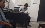 Pilih Damai, Sopir Avanza Siap Ganti Kerusakan Warung Salawati
