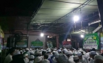 Ratusan Masyarakat Hadiri Tahlilan Mendiang Darwan Ali
