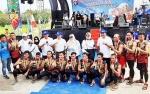 Tim Dayung Polres Pulang Pisau Juarai Lomba Dayung Kapolda Cup