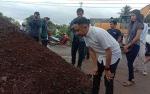 Wali Kota Palangka Raya Tinjau Proyek Jalan Rajawali