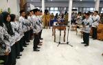 Tiga Pengurus Cabang PGRI Kecamatan di Barito Utara Dilantik saat Peringatan Hari Guru Nasional