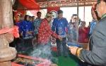 Bupati Barito Utara Resmikan Cagar Budaya Rumah Singa Ngenuh