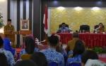 Sekda Kalteng Harapkan Perangkat Daerah Miliki Kesamaan Program Kerja Wujudkan Kalteng Berkah