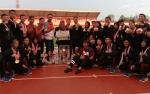 Drum Corps Handep Mentaya Praja Kotim Juara Umun di Kejurnas Drumband Junior