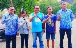 FPTI Barito Timur Turunkan 2 Atlet Panjat Tebing dalam Bouldering Contest di Banjarmasin
