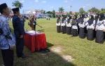 Pejabat Sekda Lantik Pengurus Badan Khusus Perempuan PGRI Seruyan