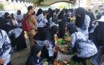Guru dari 40 Sekolah di Seruyan Ikuti Lomba Tumpeng HUT PGRI, ini Daftar Pemenangnya