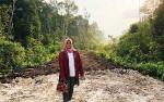Anggota DPRD Barito Utara Minta Pembangunan Jalan Desa Sikan-Tummpung Laung II Jadi Prioritas