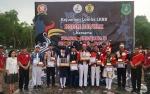 MAN Kapuas Raih Juara Umum pada Lomba Keterampilan Baris-berbaris Kodim 1011 Klk