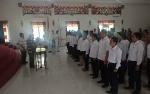 33 Koordinator Olahraga Kecamatan se Kabupaten Murung Raya Dilantik