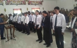 Bupati Murung Raya Lantik 37 Anggota BPD dan Damang Permata Intan