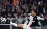 Masih Cedera Lutut, Ronaldo Absen Perkuat Juventus Lawan Atletico