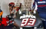 Marquez Bersaudara Soal Hari Pertama Tes Pramusim di Jerez