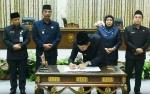 Enam Fraksi Pendukung DPRD Barito Utara Setujui Raperda Retribusi Jasa Usaha Jadi Perda