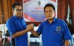 Ketua PWI Seruyan Terpilih, Janji Tingkatkan SDM Wartawan