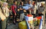 BPBD Kapuas Salurkan Bantuan Kepada Korban Terdampak Kebakaran di Komplek Denmar Raya