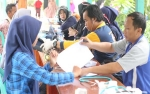 Ikatan Bidan Indonesia Ranting Seruyan Tengah Adakan Pemeriksaan Kanker Serviks