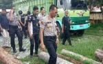 6 Penebangan Hutan Ilegal Ditangkap Anggota Polres Kobar