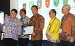 Pemkab Lamandau Raih Penghargaan Pelayanan Publik Tertinggi Kedua Nasional