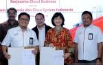 Telkom Jajaki Kerja Sama Pengembangan Bisnis Cloud dengan Cisco