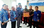 Wakil Bupati Barito Utara Harapkan Penerima DIPA Optimalkan Kegiatan Sesuai Tupoksi