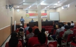 Dinas PMD Gunung Mas Gelar Pembekalan Calon Pengurus Posyantek Kecamatan