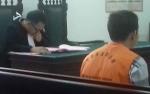 Penusuk di Acara Kematian Mulai Diadili di Pengadilan Negeri Sampit