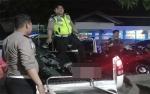 Pegawai Bank Kalteng Tewas Digilas Truk Roda 12