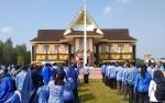 Bupati Pulang Pisau Pimpin Peringatan Hari Korpri dan Hari Guru