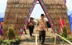 Bupati Barito Utara Hadiri Pembukaan Kemah ELY di Sampit