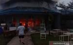 LP Wanita Tanjung Gusta di Medan Terbakar