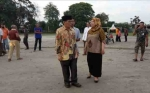 Bupati Kotawaringin Barat Cek Persiapan Tabligh Akbar Ustadz Abdul Somad