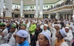 Ribuan Masyarakat Hadiri Peringatan Maulid Nabi Muhammad SAW di Masjid Wahyu Al Hadi