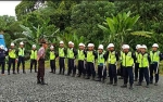 Satbinmas Polres Kapuas Berikan Materi Ini Kepada Satuan Pengamanan di Perusahaan