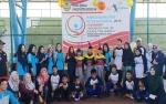 Dinas Sosial Seruyan Adakan Kegiatan Sehari Bersama Anak SLB