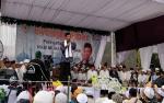 Ribuan Jamaah Hadiri Tabligh Akbar Ustadz Abdul Somad di Pembuang Hulu