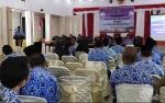 Pemkab Sukamara Gelar Audiensi Bersama Politeknik Negeri Pontianak