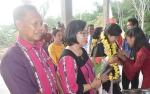 Pemkab Gunung Mas Rayakan Natal Bersama Warga Desa Tumbang Karitak