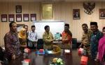 DPRD Kobar Kunjungi Kota Surabaya Pelajari Pengurusan Adminduk Online
