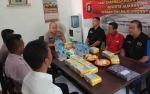 Kapolres Murung Raya Bersilaturahmi ke PWI