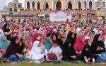 Masyarakat Antusias Hadiri Tabligh Akbar Ustadz Abdul Somad