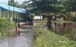 Ini 4 Titik Terendam Banjir di Kelurahan Panarung
