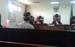 Pembakar Lahan Divonis 2 Bulan Penjara