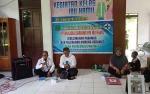 UPT Puskesmas Panamas dan Kelurahan Adakan Pemeriksaan HIV pada Ibu Hamil
