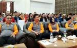 Bupati Barito Utara Hadiri Launching Pemilihan Gubernur di Palangka Raya