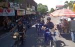 Jaga Kamtibmas, Anggota Polres Kobar Patroli dan Sambang Pusat Pelayanan Masyarakat