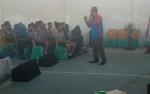 BNK Katingan Bersama Forum Keserasian Sosial Desa Hampalit Sosialisasi Bahaya Narkoba