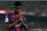 Barcelona Naikkan Klausul Pelepasan Ansu Fat